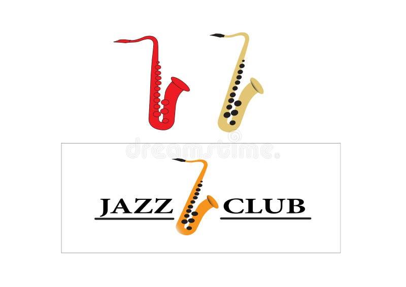 Jazz illustrazione di stock