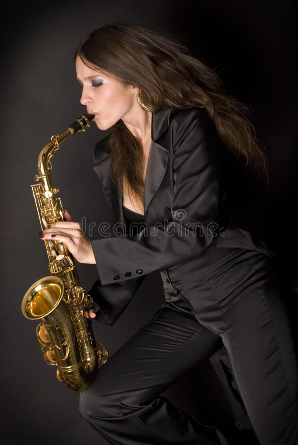 Jazz 5 royalty free stock photos