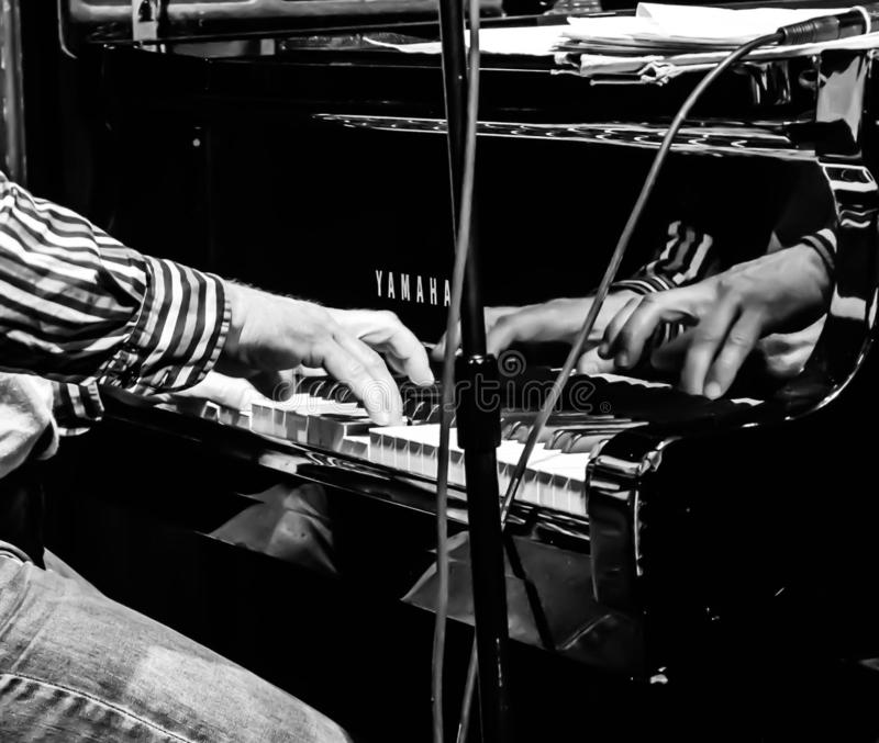 jazz immagini stock libere da diritti