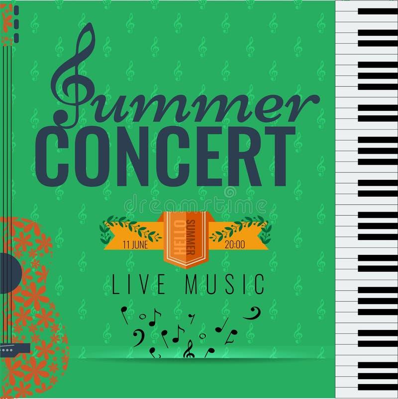 Summer Piano Stock Illustrations – 441 Summer Piano Stock