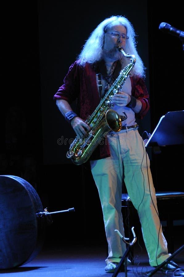 Jazz Club Editorial Stock Photo