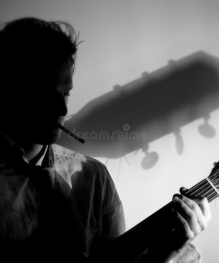 Download Jazz club musician stock image. Image of shadow, elegant - 5468687