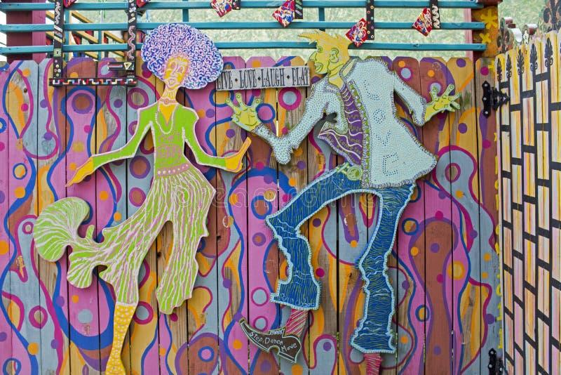 Jazz Dancers imagens de stock