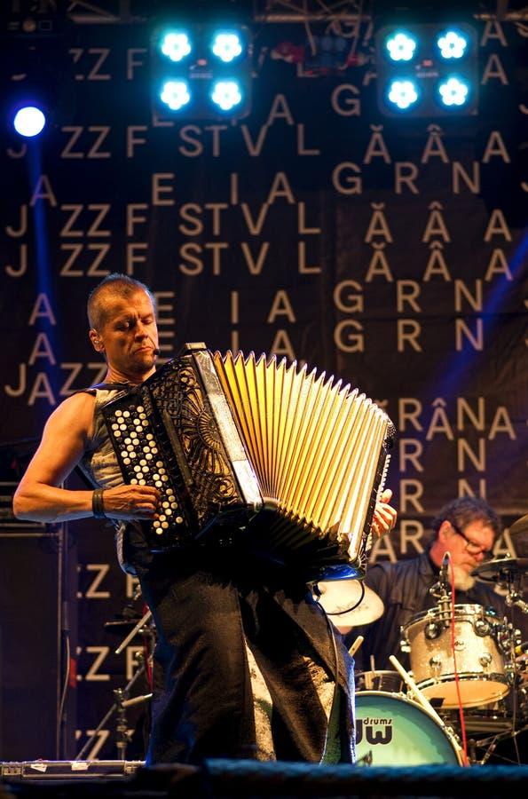 Jazz Festival immagine stock libera da diritti