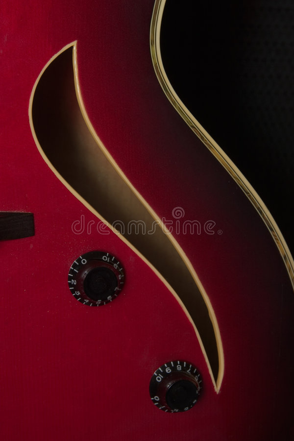 Download Jazz guitar stock image. Image of wood, popular, classical - 2713965