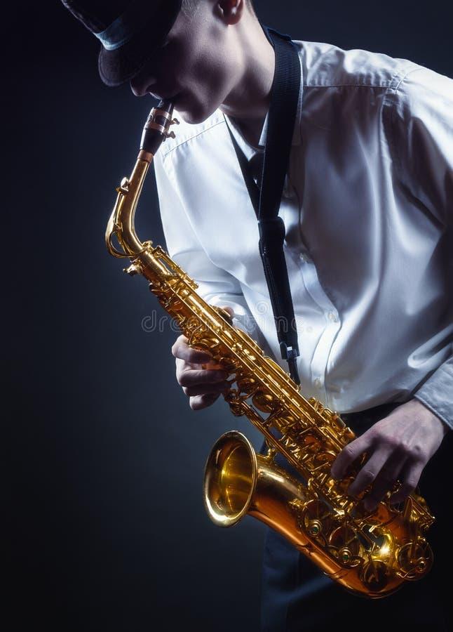 Jazz Music arkivfoton
