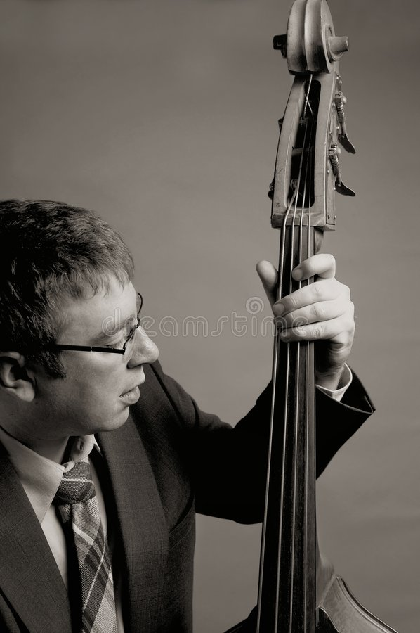 Download Jazz Musician stock image. Image of composer, classical - 7462999