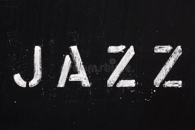 jazzes fotografia stock