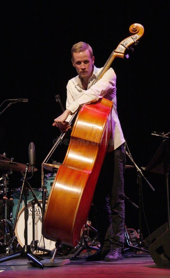 Jazzfest стоковое изображение rf