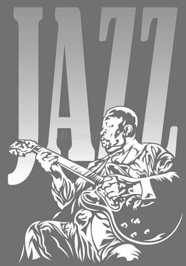 Download Jazzman and jazz stock vector. Illustration of wind, vector - 30294679