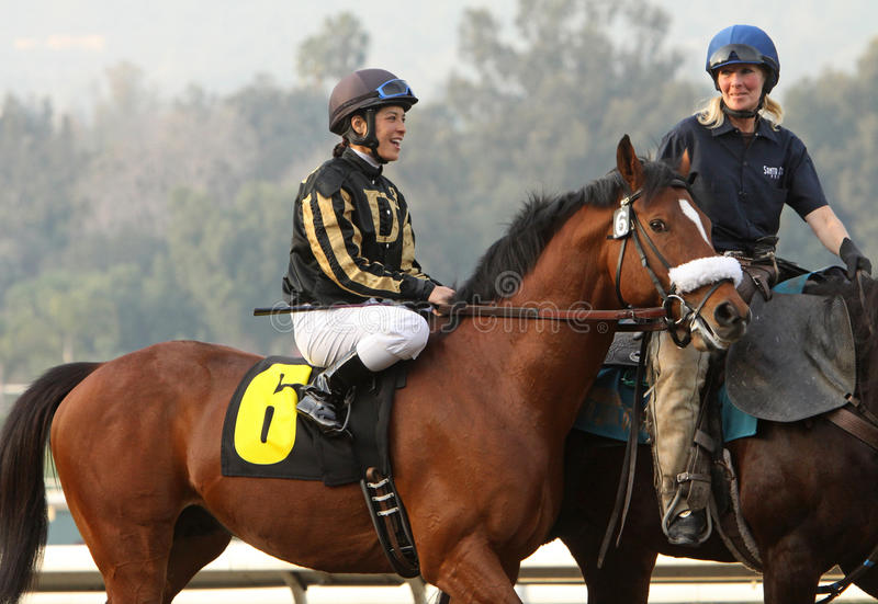 Download Jazzman's Dance And Kayla Stra Editorial Stock Photo - Image of thoroughbred, racecourse: 18387383