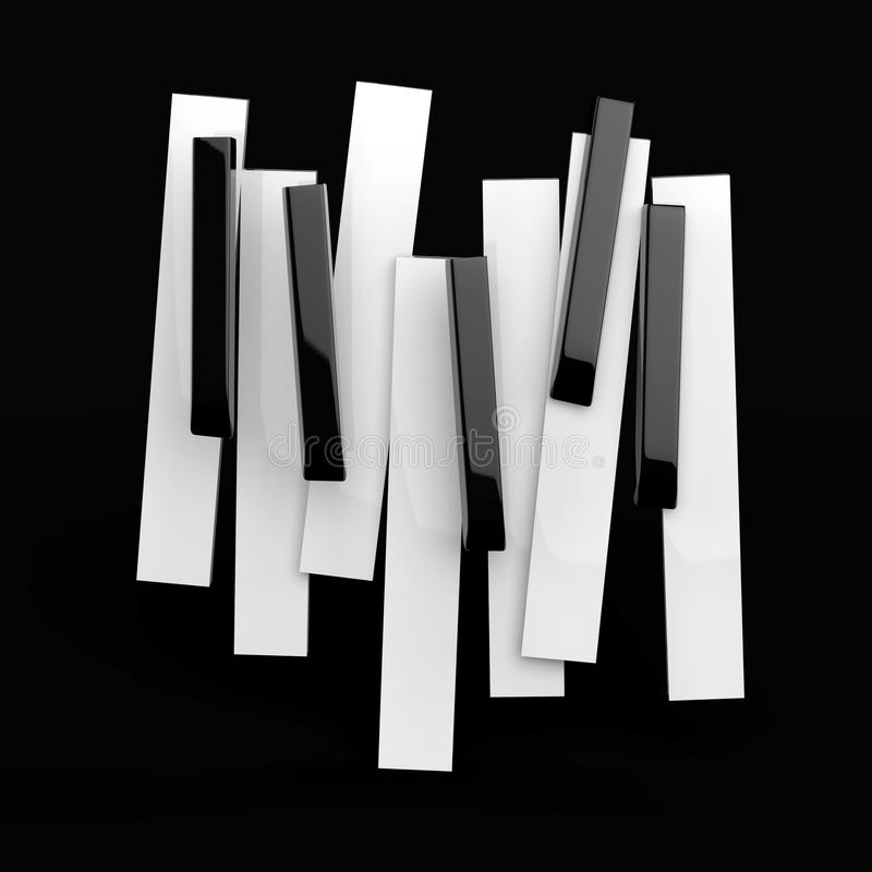 Jazzmusikfestival, Plakathintergrundschablone vektor abbildung