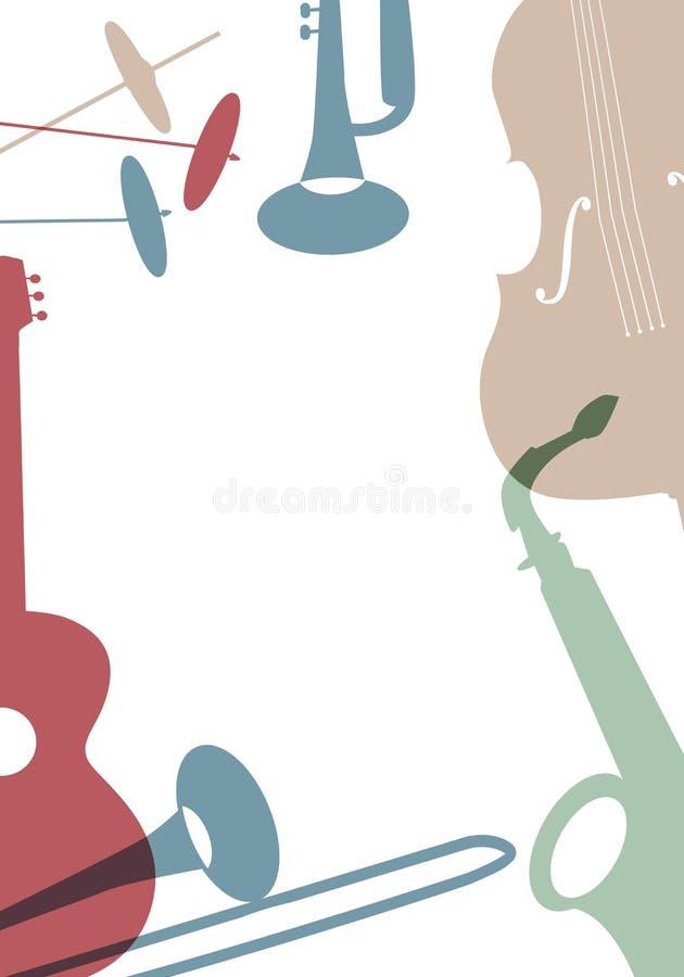 Download Jazzowy Plakat Set Instrumenty Muzyczni Typowi Jazzowa Muzyka Ilustracji - Ilustracja złożonej z jazzes, arte: 106917339