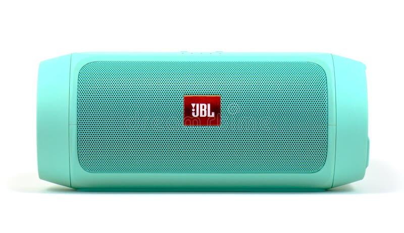 JBL : haut-parleur de bluetooth photo libre de droits