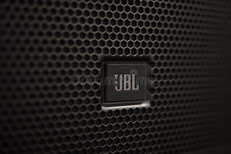 JBL-Lautsprecher lizenzfreie stockbilder