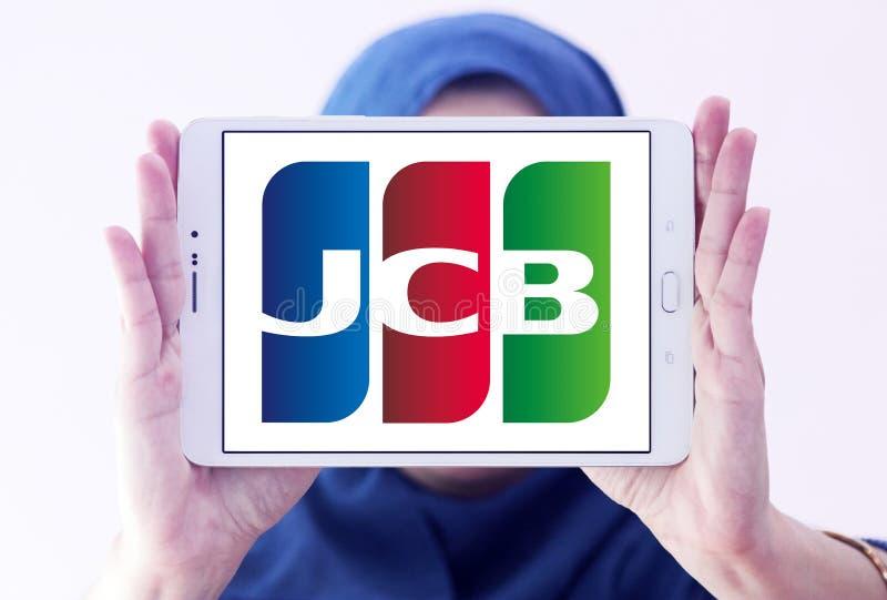 JCB λογότυπο επιχείρησης πιστωτικών καρτών στοκ εικόνες με δικαίωμα ελεύθερης χρήσης