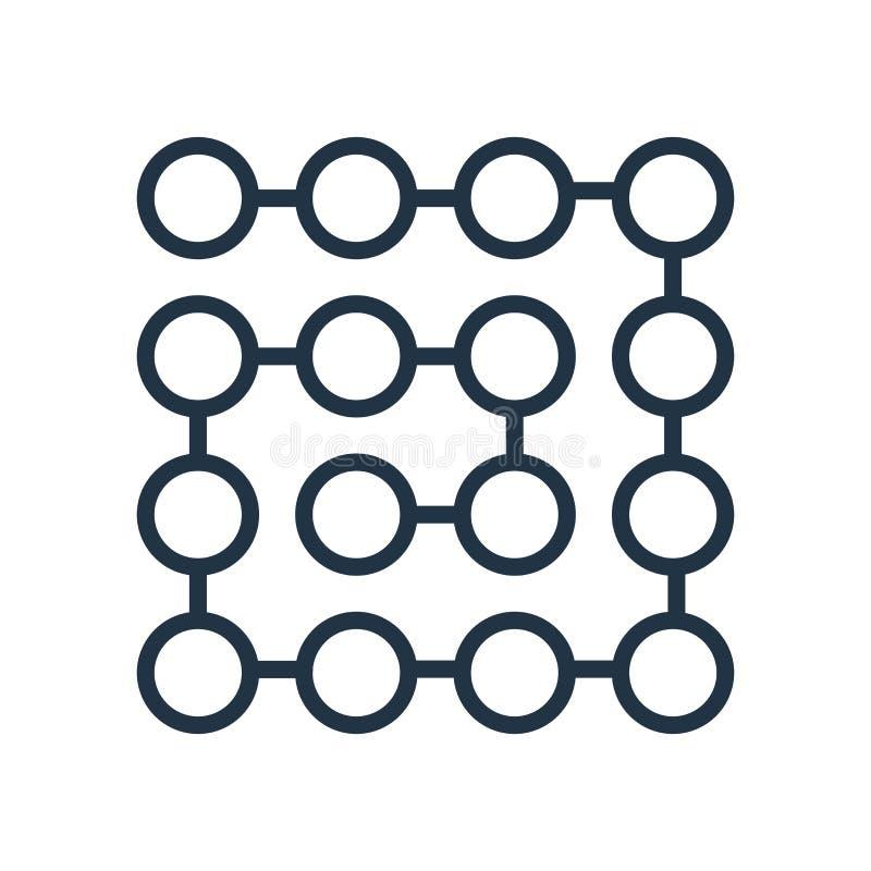 Jeździć na deskorolce ikona wektor odizolowywającego na białym tle, deskorolka znak ilustracji