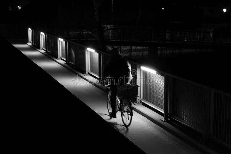 Jeździecki samotny fotografia royalty free