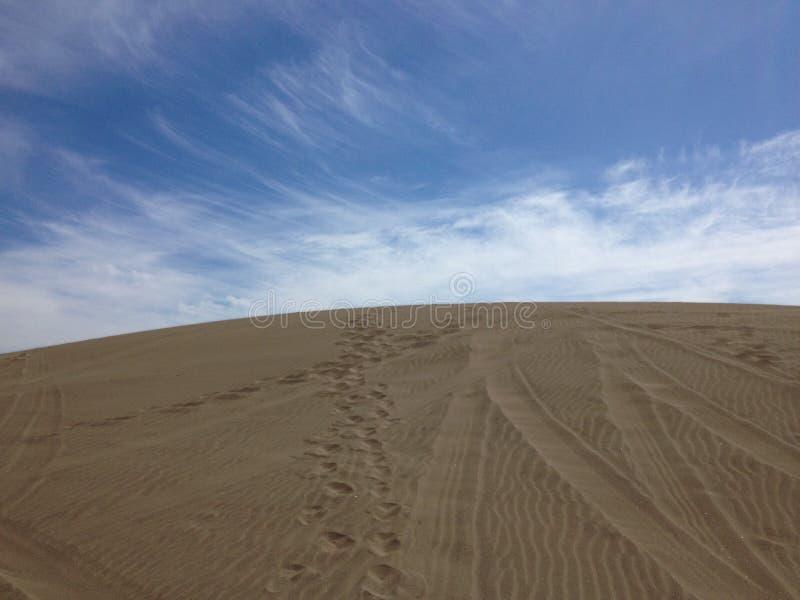Jeżeli niebo plażę, to był ten plaża fotografia stock