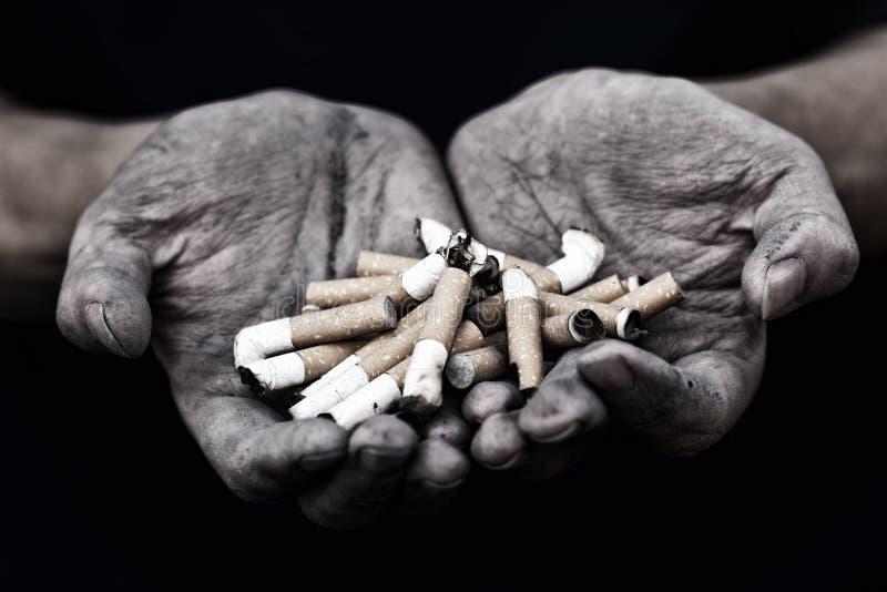 Je dois stopper fumer maintenant photos libres de droits