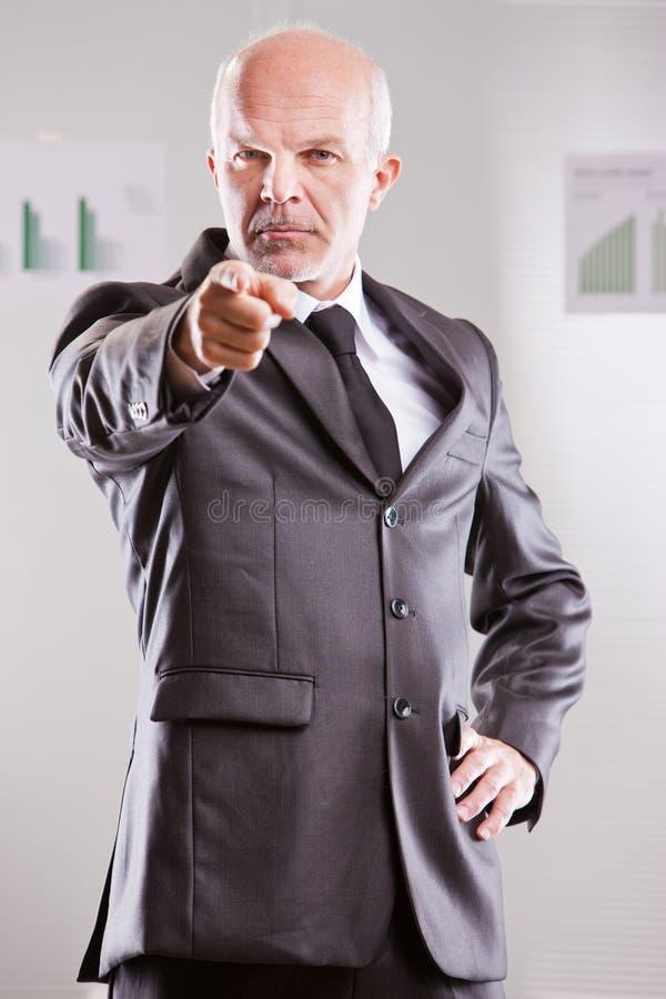 Je vous veux sérieusement dans mon équipe image libre de droits