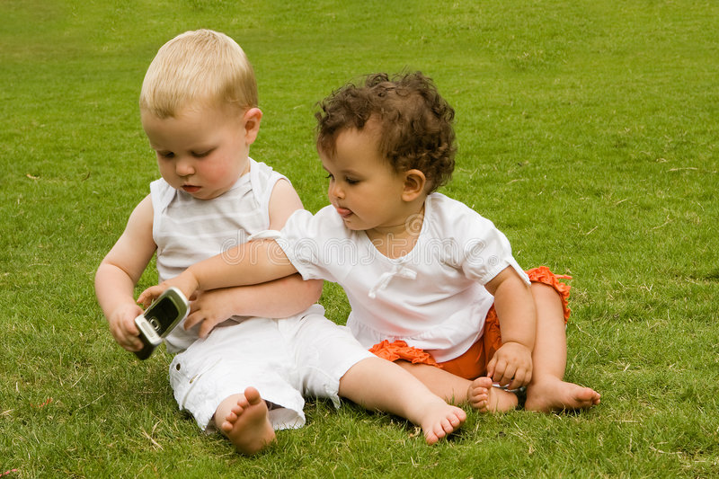 Download Jealousy stock photo. Image of children, outside, child - 5793180