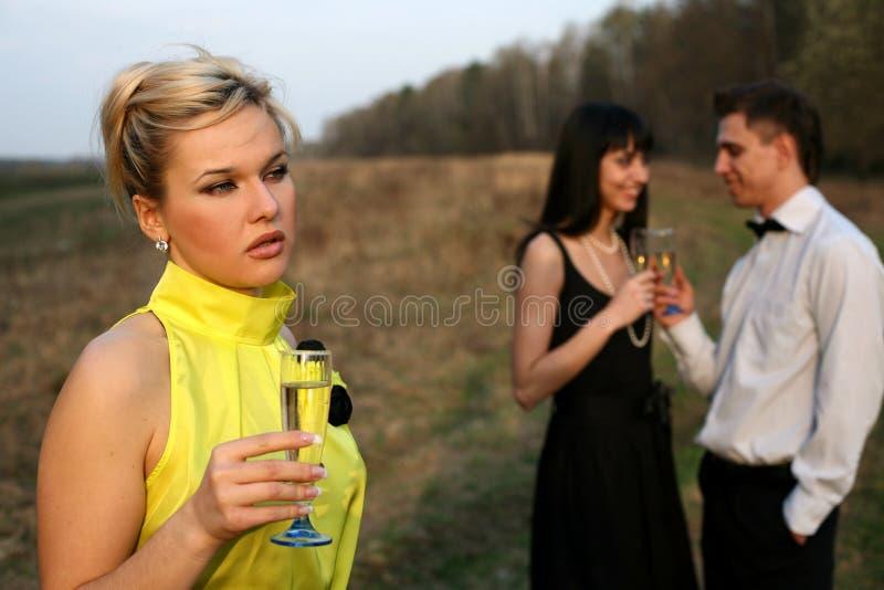 jealousy στοκ εικόνες