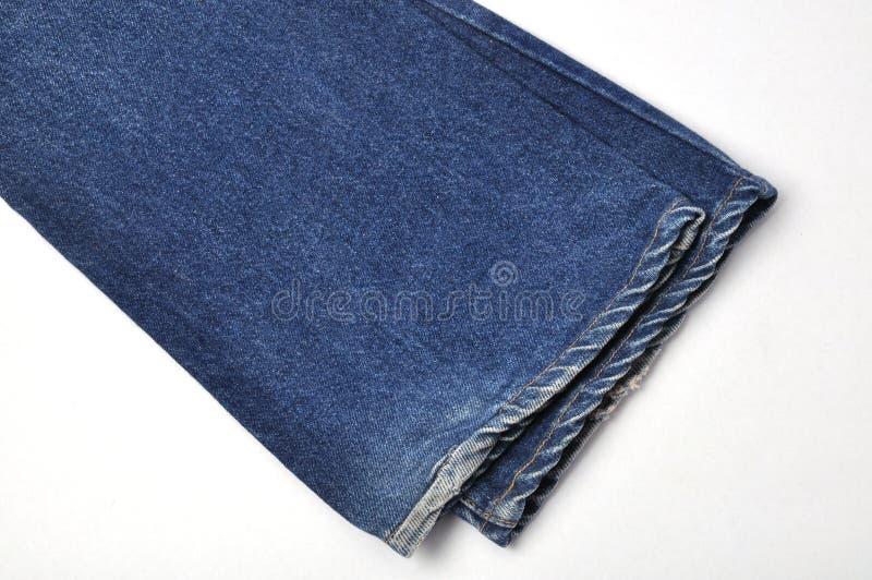 Jean Azul Fotos de Stock Royalty Free