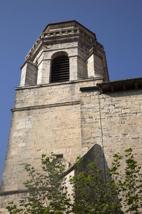 Jean Baptiste, John kościół baptystów -, święty Jean De Luz obrazy royalty free