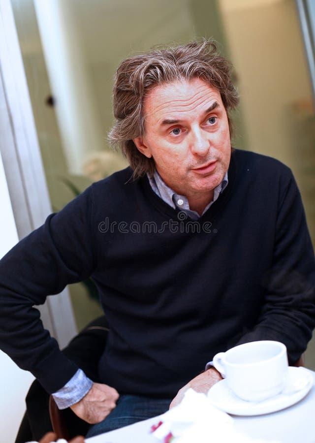 Jean Christophe folwarczka portret zdjęcia royalty free