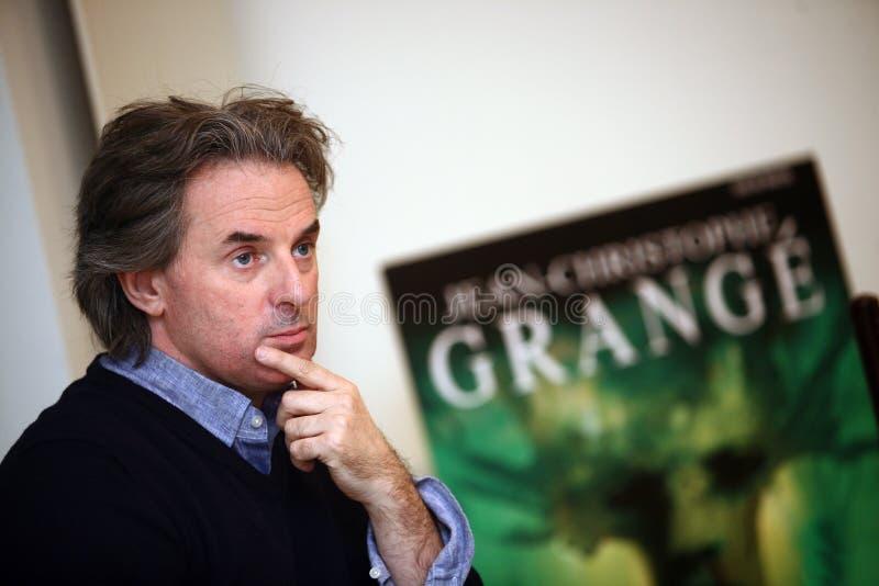 Jean-Christophe Grange Portrait fotos de archivo libres de regalías