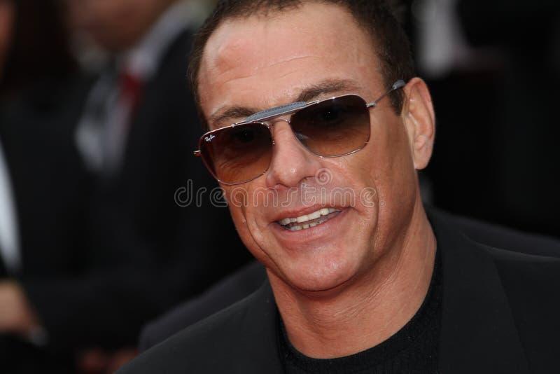Jean-Claude Van Damme stock afbeelding