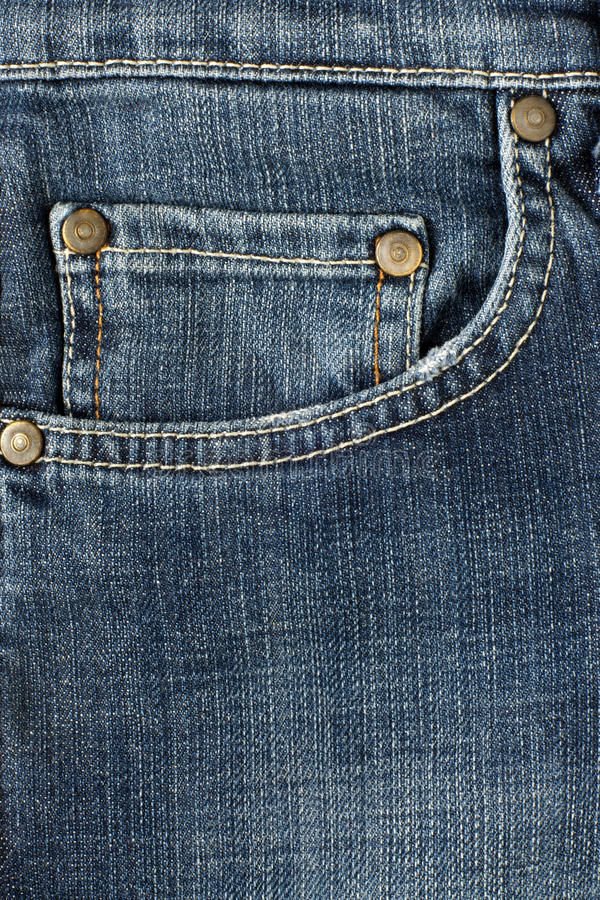 Download Jean Cloth Stock Image - Image: 25033011