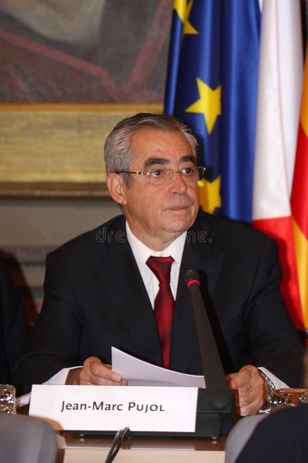 Download Jean-Marc Pujol, Elected Today Mayor Of Perpignan Editorial Stock Image - Image: 11469479
