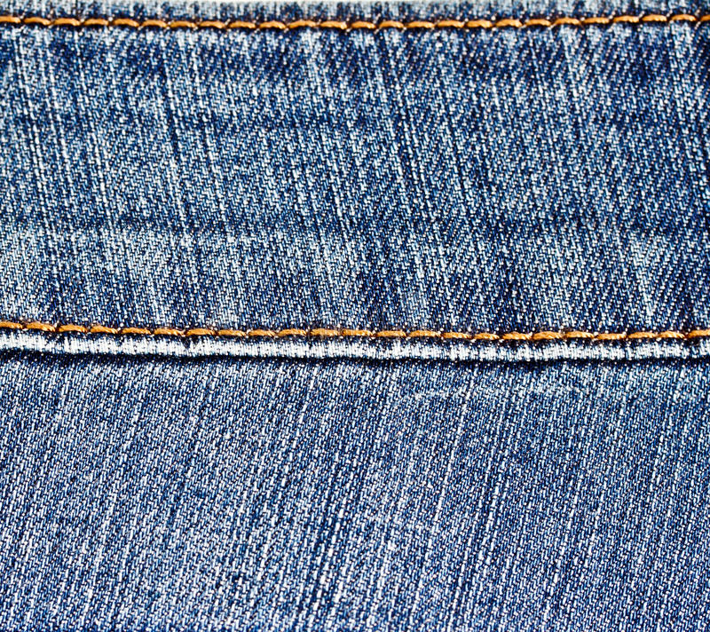 Download Jean's stitch 1 stock photo. Image of canvas, closeup - 24223980