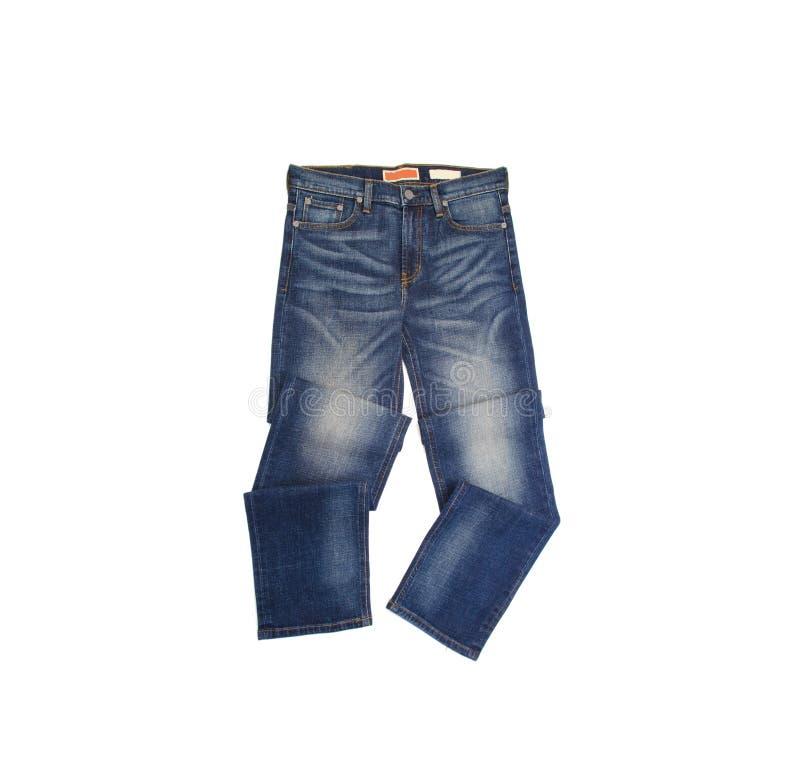 Jeans, jeans élégants sur le blackground image libre de droits