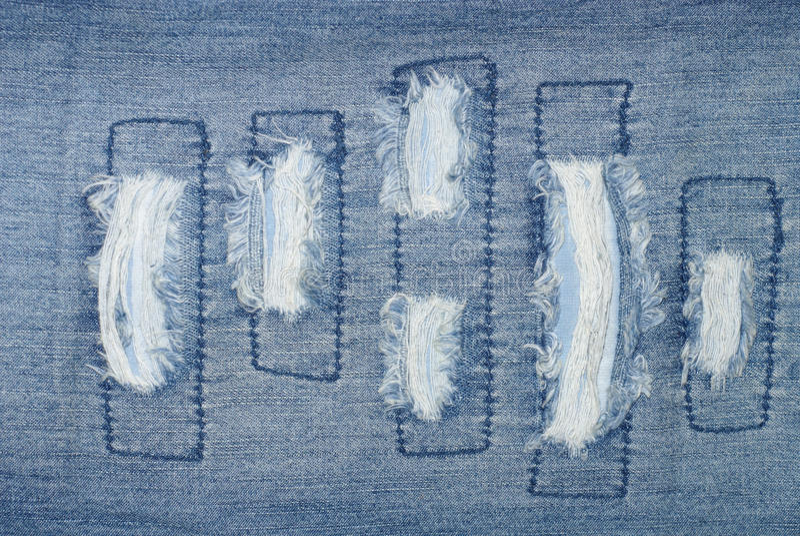 Jeans fotografie stock libere da diritti