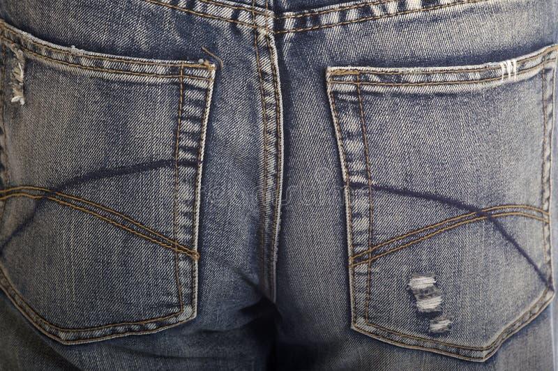 Jeans stockfoto