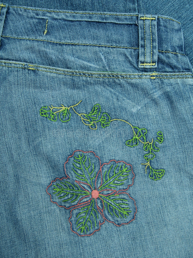 Download Jeans stock image. Image of cotton, color, fabrics, clothing - 1368433