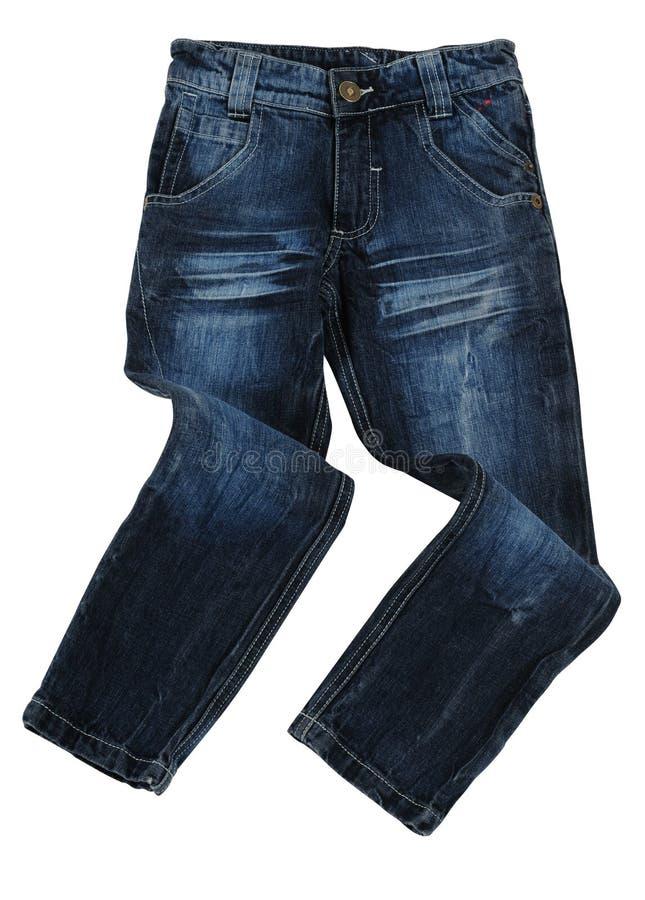 Jeans. fotografia stock