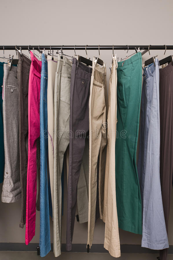 Download Jeans stock photo. Image of purchase, closeup, clothes - 18491778