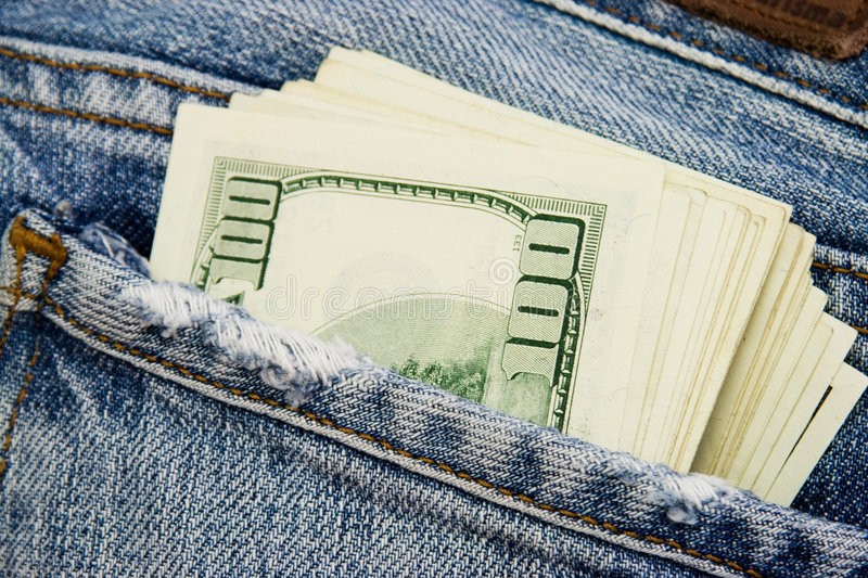 Download Jeans stock photo. Image of wealth, number, paper, casual - 2210230