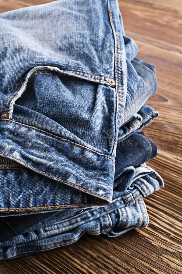 Download Jeans stock image. Image of board, cowboy, clothing, effloresce - 26962921