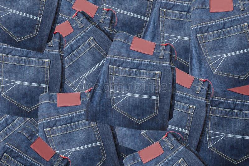 Download Jeans stock image. Image of frame, urban, stitch, border - 28970587