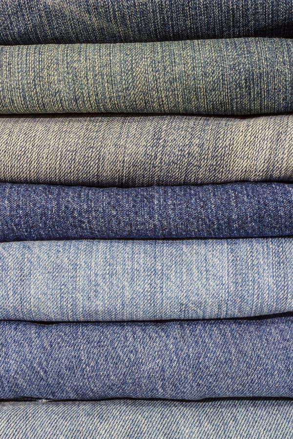 Jeans fotografie stock