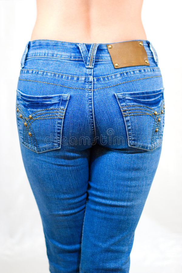 Download Jeans stock photo. Image of waist, view, jeans, people - 3456740