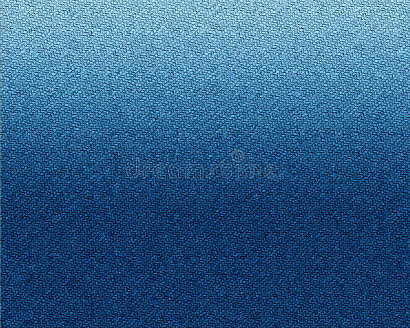 Jeans blue fabric texture stock image