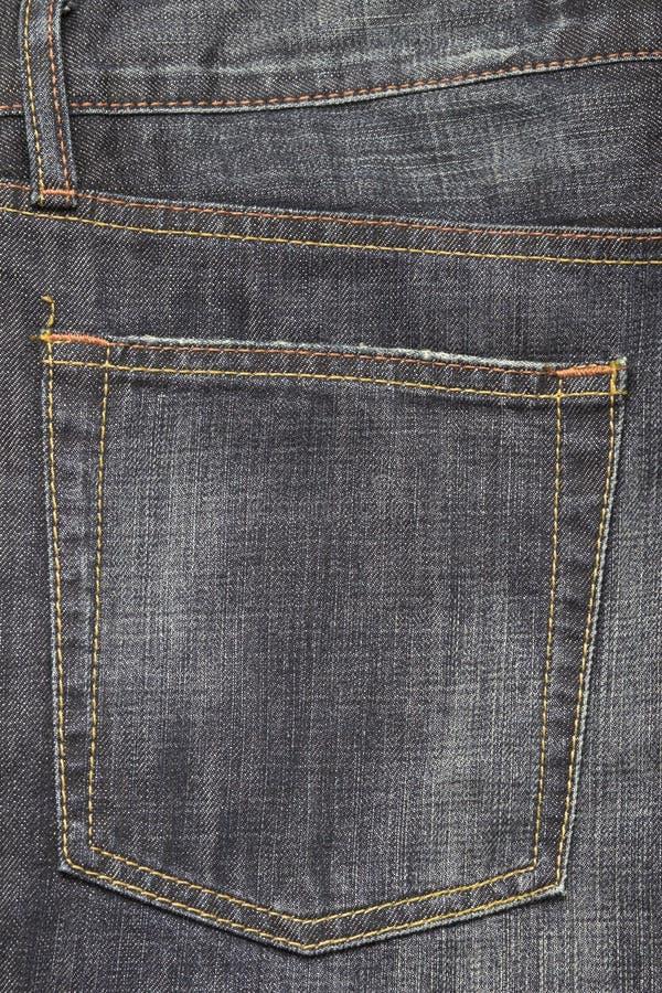 Jeans de denim photographie stock libre de droits