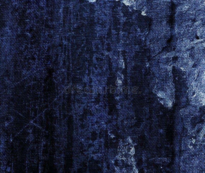 Download Jeans grunge texture stock illustration. Illustration of fiber - 26407839