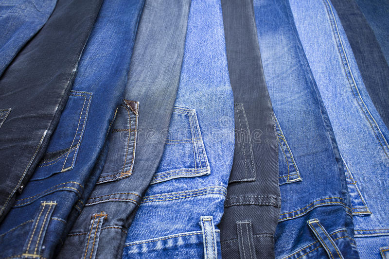 Jeans. The jeans that I have been wearing this years